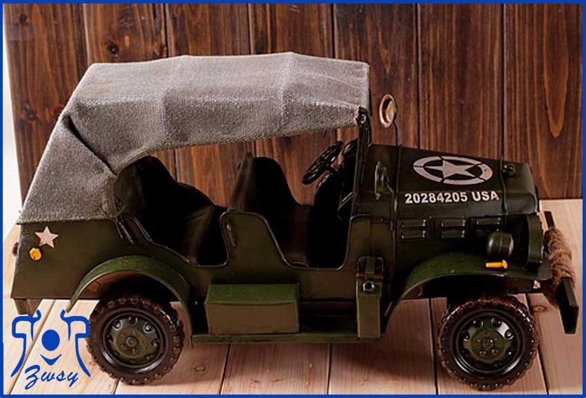 军用汽车模型
