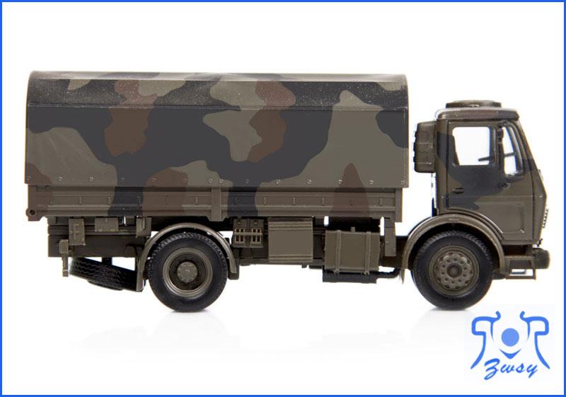 军用战术卡车模型