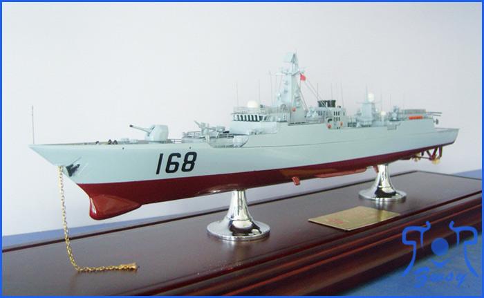 军舰模型2